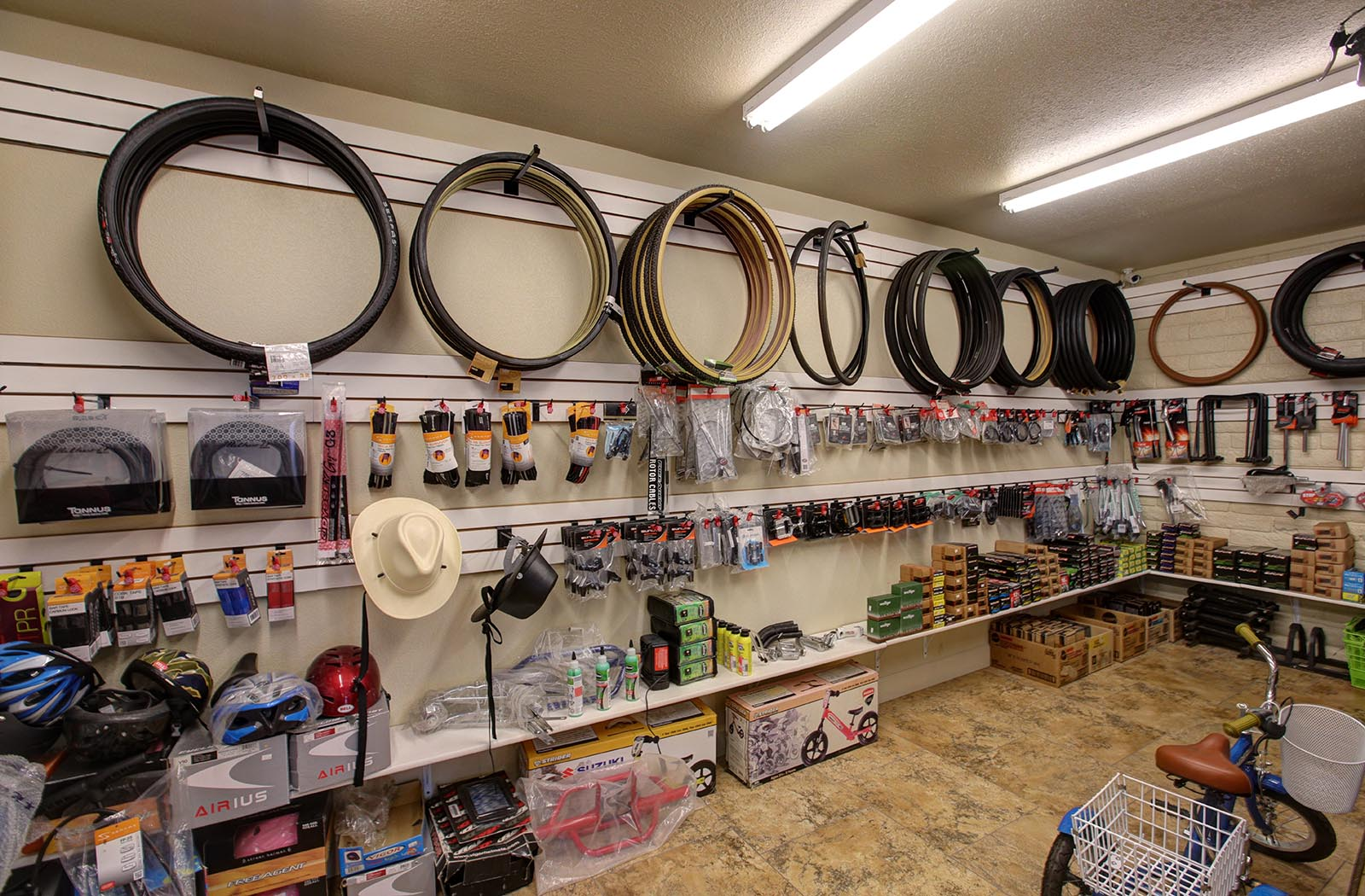 ABC Bicycle Parts and Accessories