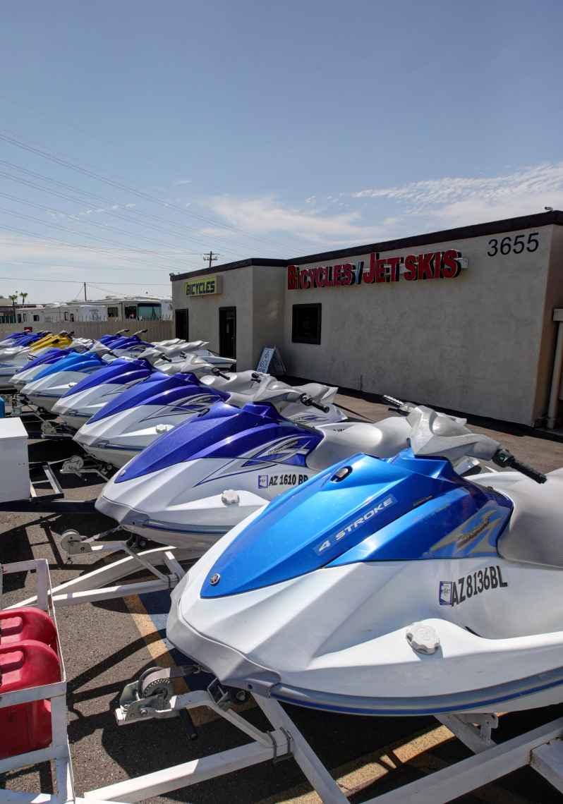 Jet Ski Rentals Repair In Mesa Top Rated Premier Watersport Outfitter